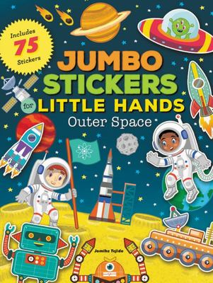 Outer Space (Jumbo Stickers for Little Hands)