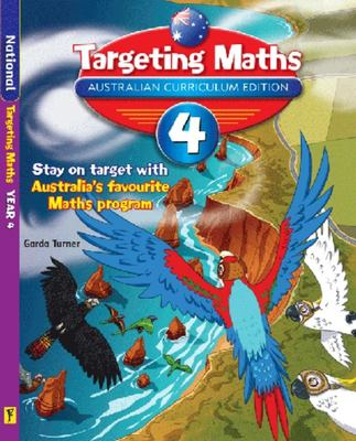 Targeting Maths: ACE Year 4 Student Book