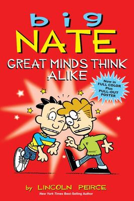 Great Minds Think Alike (Big Nate Graphic)