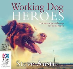 Working Dog Heroes audio cd