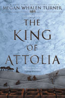 The King of Attolia (Queens Thief #3)