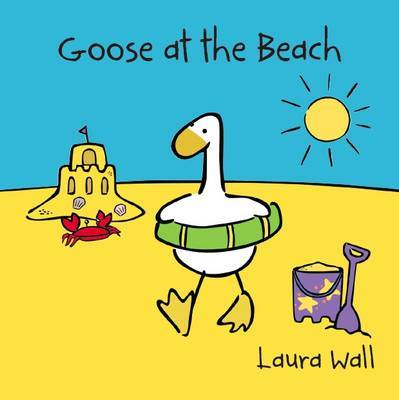 Goose at the Beach