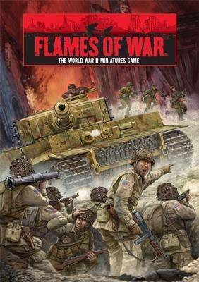 """Open Fire"" Flames of War: The World War II Miniatures Game"