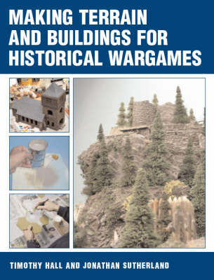 Making Terrain and Buildings for Historical War Games