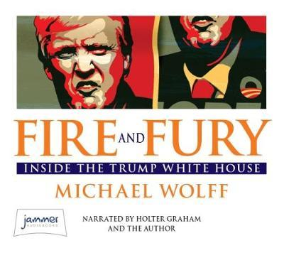 Fire and Fury (Audio CD; unabridged; 10 CDs)