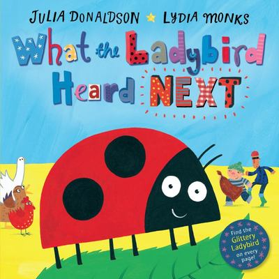 What the Ladybird Heard Next (Board)