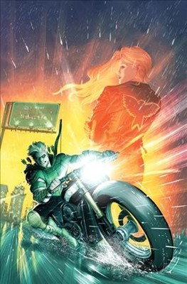 Green Arrow Vol 5 - Hard Travelling Hero (Rebirth)