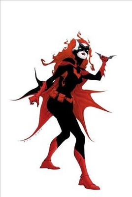 Batwoman Vol 2 - Fear & Loathing (Rebirth)
