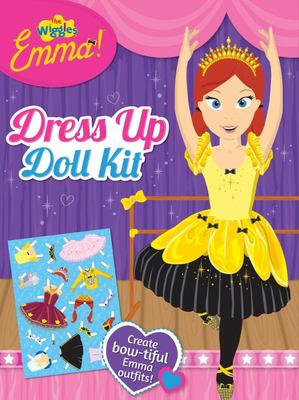 Emma Dress Up Doll Book (The Wiggles)