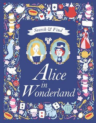 Search & Find: Alice in Wonderland