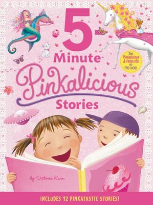 5-Minute Pinkalicious Stories (12-Story Bind-Up)