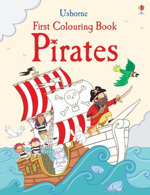Pirates (First Colouring Book)
