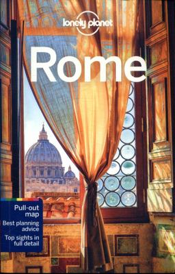 Lonely Planet Rome 10
