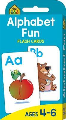 School Zone Flashcards: Alphabet Fun