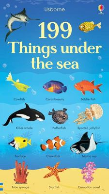 199 Things Under the Sea (Board Book)