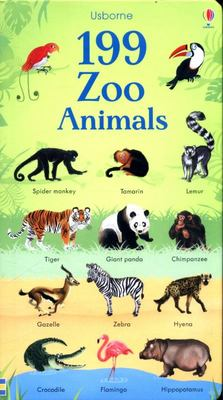 199 Zoo Animals (Board Book)