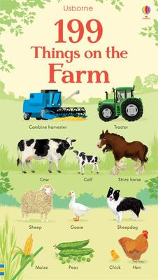 199 Things on the Farm (Board Book)