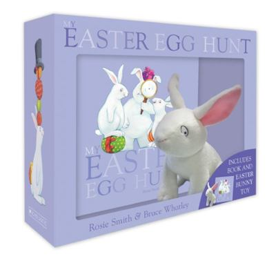 My Easter Egg Hunt Boxed Set (Mini Book + Plush)