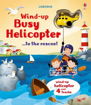 Wind-Up Busy Helicopter to the Rescue!