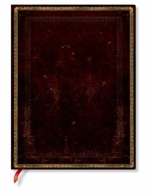 Paperblanks Flexi Black Moroccan Ultra lined 240 pg
