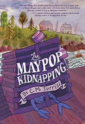 The Maypop Kidnapping (A Quinnie Boyd Mystery #1)