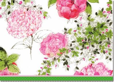 Rose Garden Note Cards (Stationery, Boxed Cards)