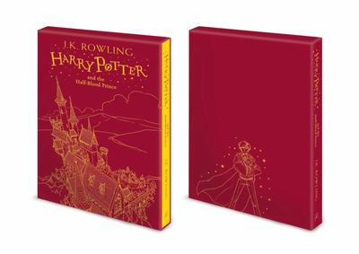 Harry Potter and the Half-Blood Prince (#6 HB Slipcase Gift Edition)
