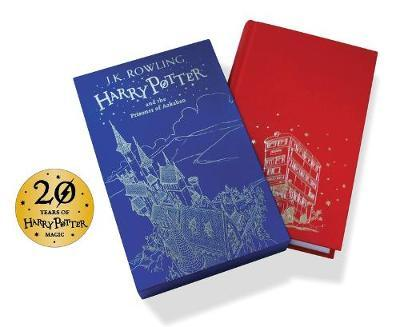 Harry Potter and the Prisoner of Azkaban (#3 HB Slipcase Gift Edition)