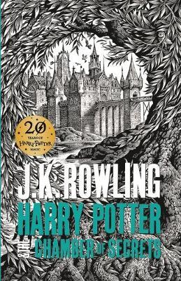 Harry Potter and the Chamber of Secrets (#2 HB Adult Edition)