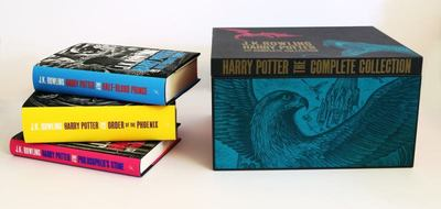 Harry Potter Boxed Set (HB Adult Edition)