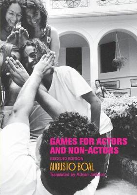 Games for Actors and Non-actors (2nd revised edition 2002)