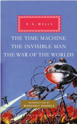 The Time Machine/ The Invisible Man/ The War of the Worlds