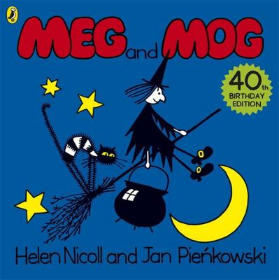 Meg and Mog (PB)