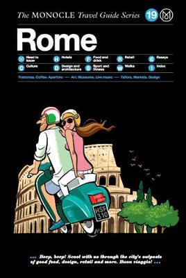 Rome Monocle Travel Guide Series