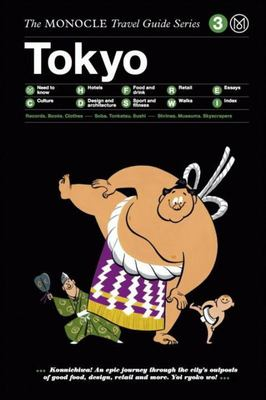 Tokyo Monocle Guide