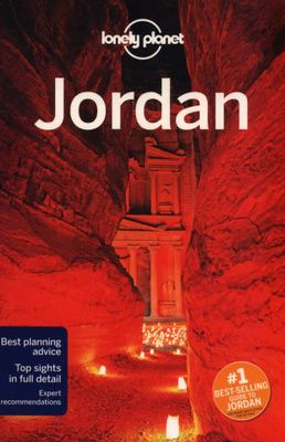 Jordan: Lonely Planet 10th edition