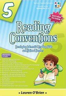Reading Conventions Year 5 - Developing Inferential Reading Skills and National Focuses - T4T
