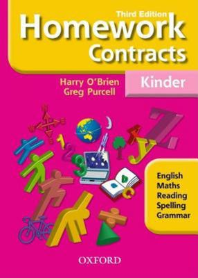 Homework Contracts Kinder 3E Oxford