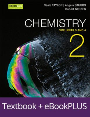 Chemistry 2 VCE Units 3 and 4 & eBookPLUS + Study On