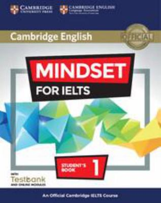 Mindset for Ielts Level 1 + Student's Book with Testbank and Online Modules : An Official Cambridge Ielts Course
