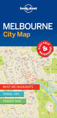 Melbourne City Map 1