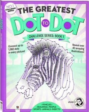 The Greatest Dot To Dot Challenge Series Book 1