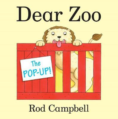 Dear Zoo (Pop-Up)