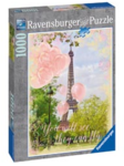 Ravensburger - Eiffel Tower Dreams Puzzle 1000pcs