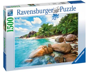 Beach Bay Puzzle 1500pcs