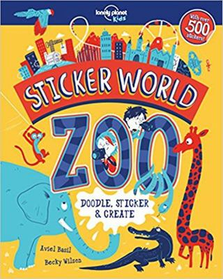 Zoo (Lonely Planet Kids: Sticker World)