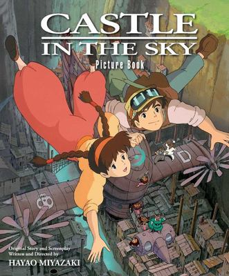 Castle in the Sky : Picture Book