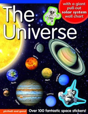 Universe Sticker Book (+ Giant Poster)