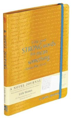 Novel Journal: Little Women (notebook)