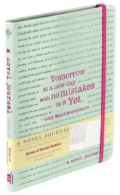 Novel Journal: Anne of Green Gables (notebook)